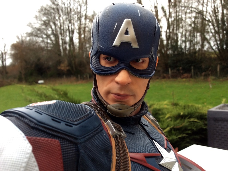 IRON STUDIOS: CAPTAIN AMERICA AVENGERS AGE OF ULTRON LEGACY 1/4 SCALE - Page 7 Image13