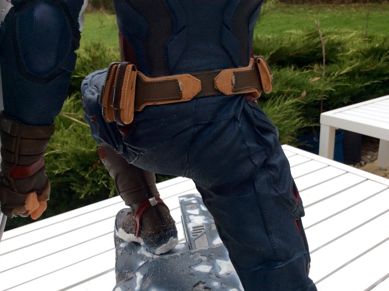 IRON STUDIOS: CAPTAIN AMERICA AVENGERS AGE OF ULTRON LEGACY 1/4 SCALE - Page 7 Image15