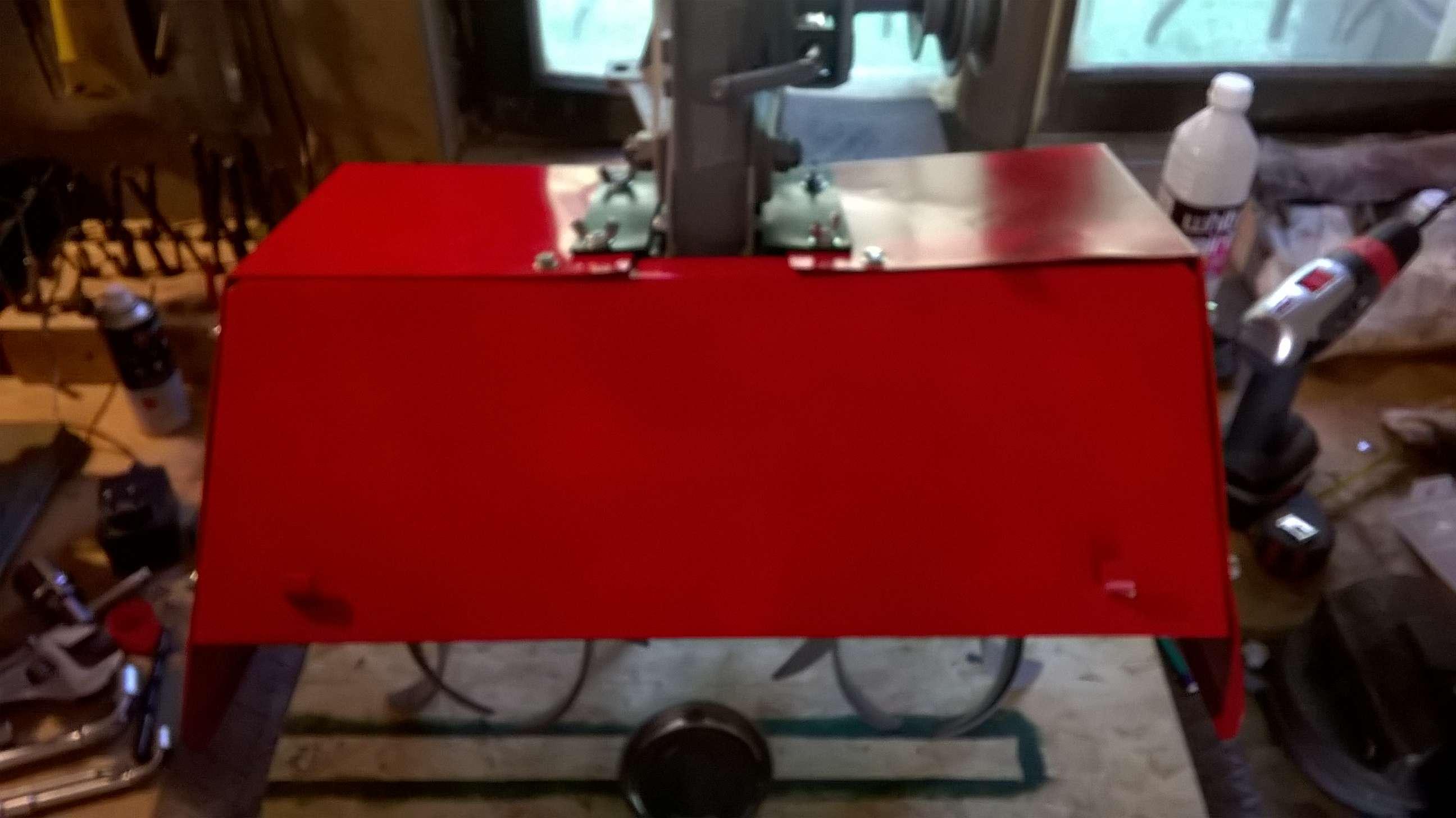 Quelques photos de ma fraise arrière en restauration -  Bouyer 334-70 Wp_20117