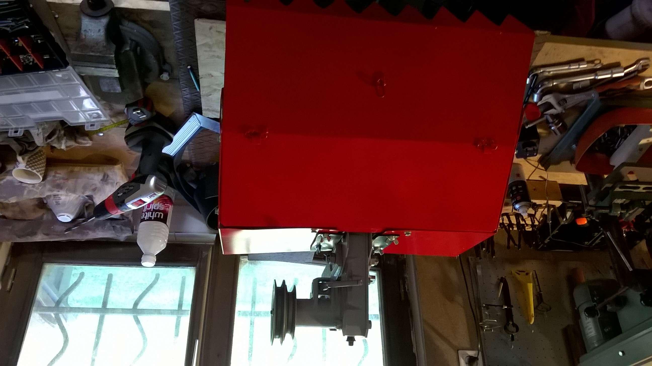 Quelques photos de ma fraise arrière en restauration -  Bouyer 334-70 Wp_20118