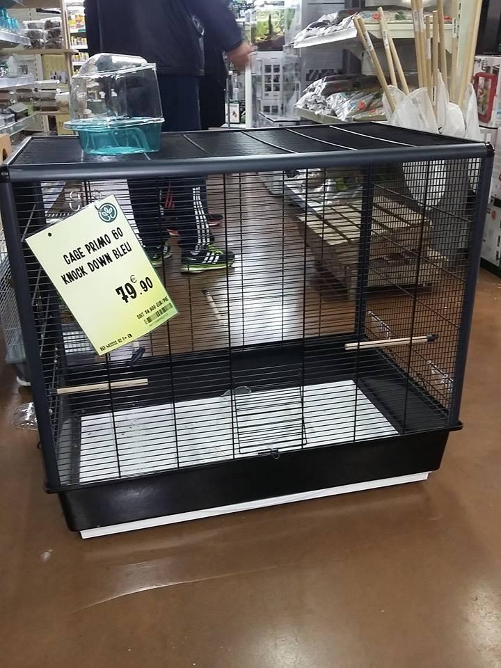 cage à vendre  12647010