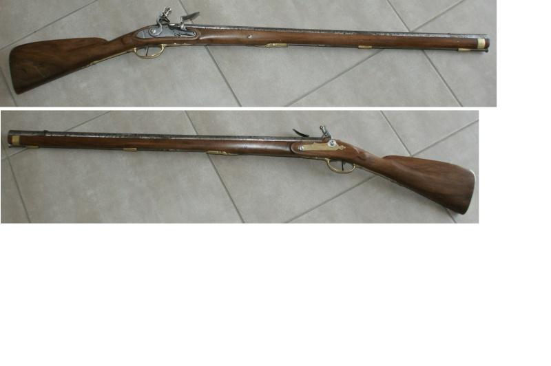 reconstruction mousqueton de cavalerie 1734 28a40v12