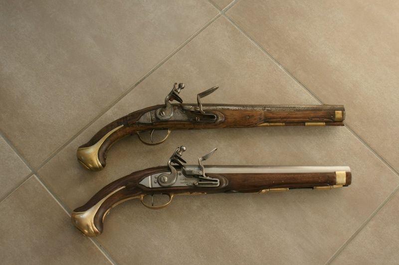 reconstruction mousqueton de cavalerie 1734 Vypqfd10
