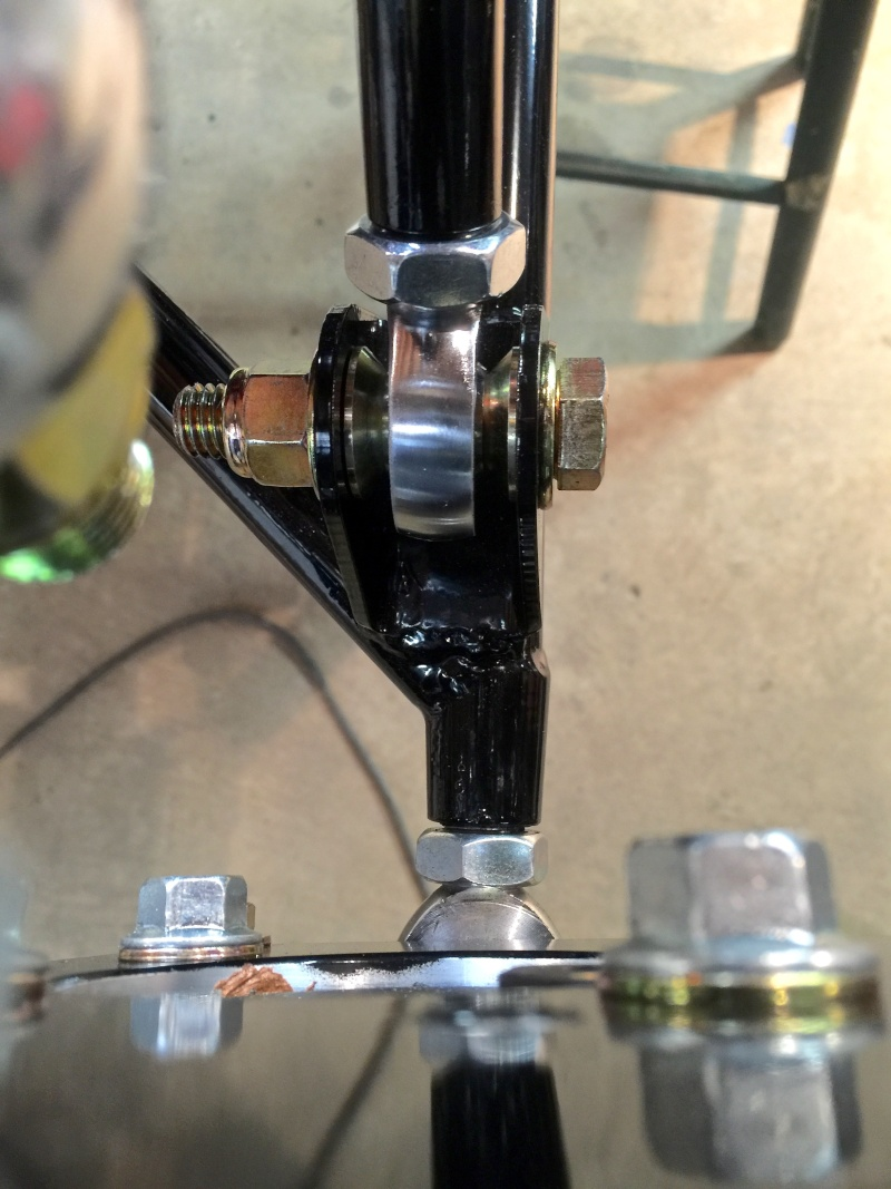 Classic R #27 Build - Hubs, Calipers, Flexible Brake Hoses Front-11
