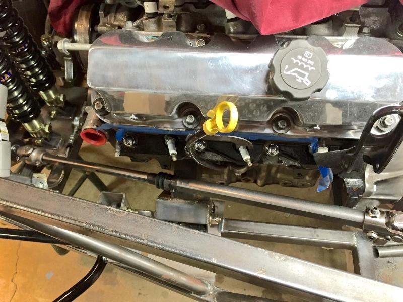 Classic R #27 Build - Steering Shaft Steeri15