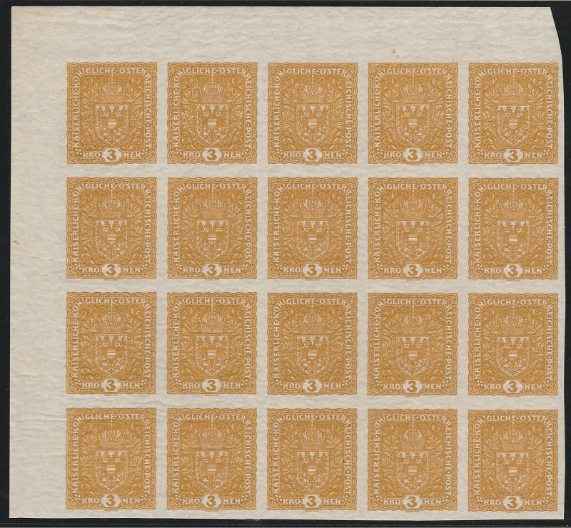 FLUGPOSTMARKEN-AUSGABE 1918  20_blo11