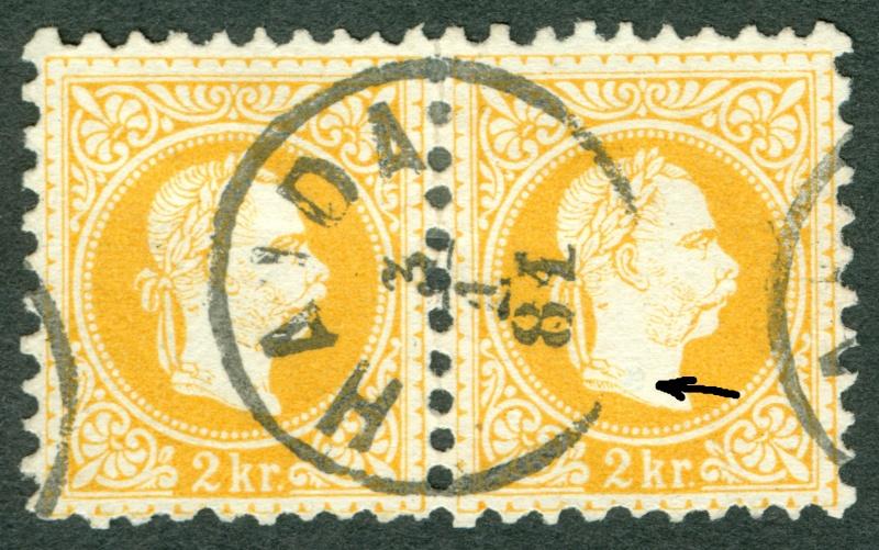 Nachtrag - Freimarken-Ausgabe 1867 : Kopfbildnis Kaiser Franz Joseph I - Seite 12 1867_210