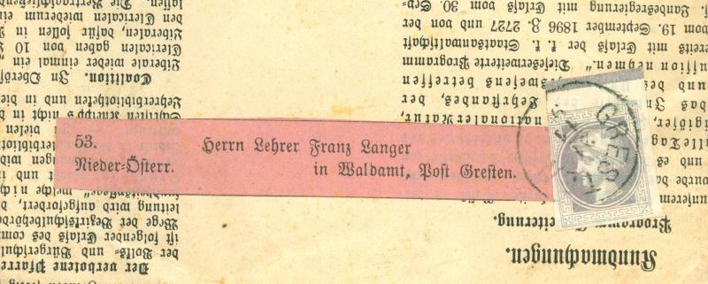 DIE ZEITUNGSMARKEN AUSGABE 1867 1867_z10