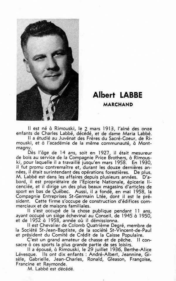 Labbé, Albert Alberd10