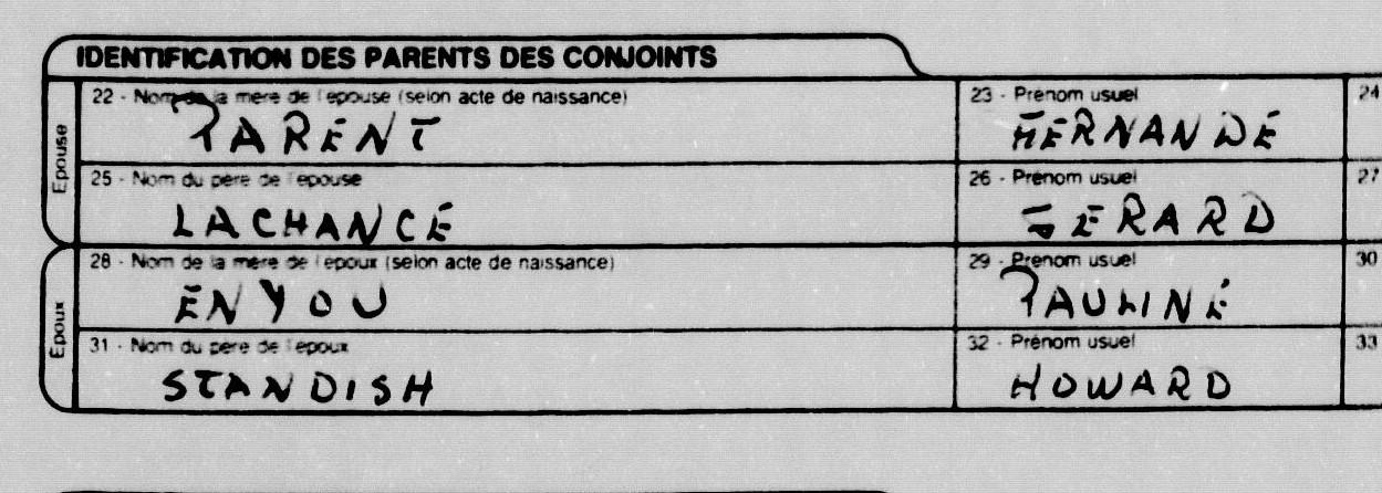 mariage François Michaud et Fernande Parent, parents de Fernande Parent (introuvable) - Page 2 Bien_y10