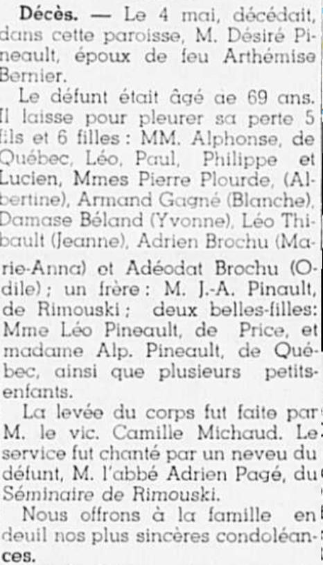 Pinault, Désiré Dysiry10