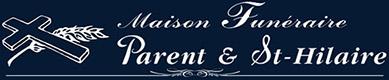 Maison Funéraire Parent & St-Hilaire Logo-p10