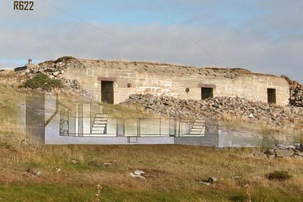 Quel est ce bunker ? LUFTSCHUTZBUNKER ? Regelb10