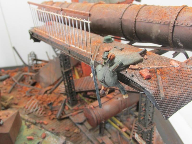 Flakpanzer V Coelian - Dragon 1/35 ref 9022 - photodécoupe Eduard - Page 10 Berlin15
