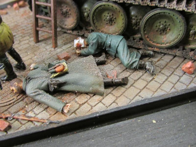 Flakpanzer V Coelian - Dragon 1/35 ref 9022 - photodécoupe Eduard - Page 10 Berlin28