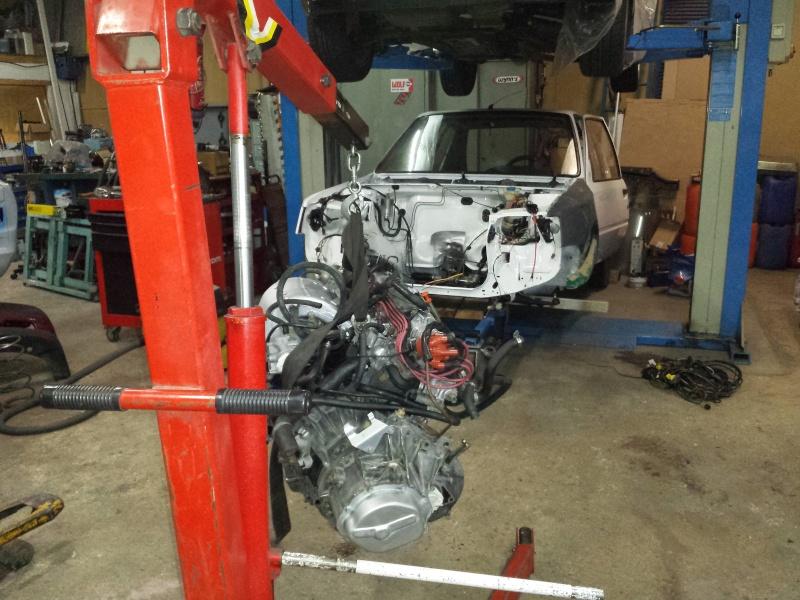 Restauration 205 GTI 1.9 Kit Gutmann - Page 3 20160219