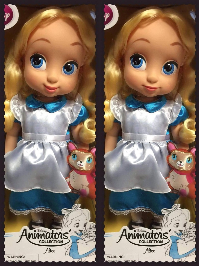 Disney Animator's Collection (depuis 2011) - Page 6 Alice10