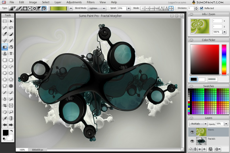 Sumo Paint Online App Sumopa10
