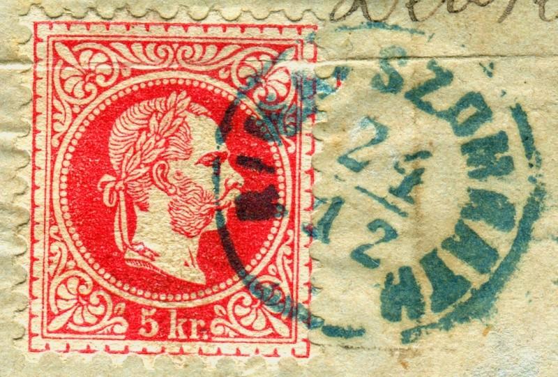 Nachtrag - Freimarken-Ausgabe 1867 : Kopfbildnis Kaiser Franz Joseph I - Seite 12 Gryn10