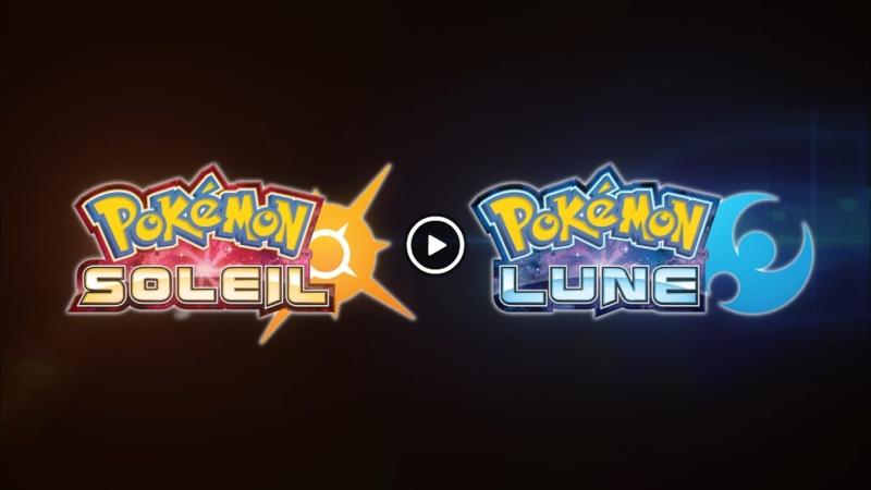 Pokémon Soleil et Pokémon Lune arrive fin 2016 ! Logos10