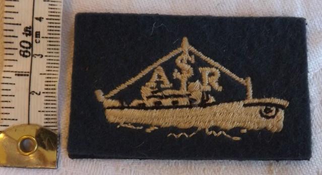 """L'équipage des """"Marins"""" des High Speed launch de la RAF Asr212"""