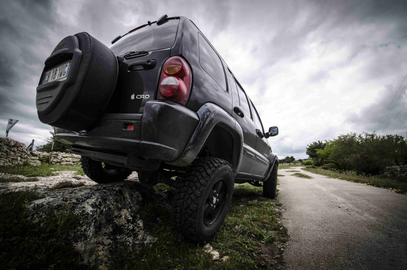"La Mia Jeep Cherokee KJ - (Nikname ""Rosaria"") - Pagina 3 _abf0712"