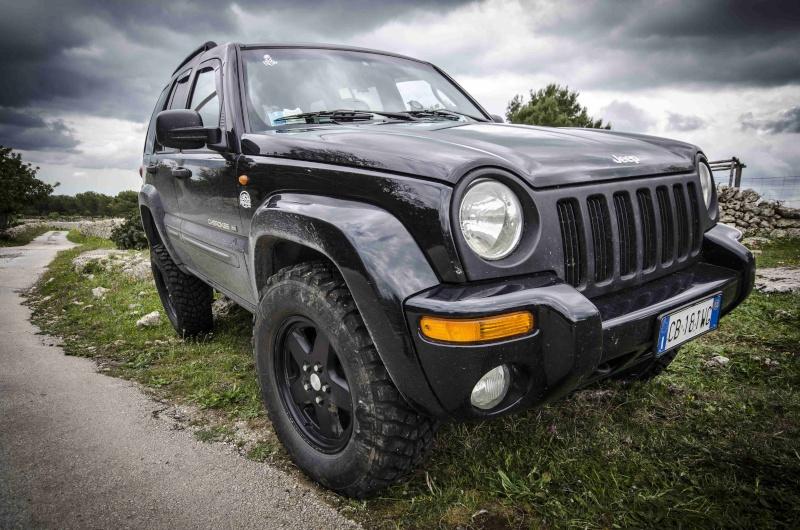 "La Mia Jeep Cherokee KJ - (Nikname ""Rosaria"") - Pagina 3 _abf0722"