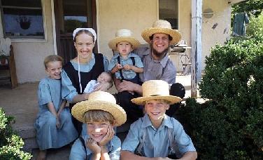 L'Histoire des MORMONS ...  ÉTUDE de ce mouvement. Amish10