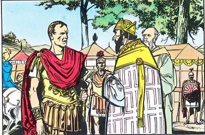 La Bonne Nouvelle du Christ annoncée à tous les Peuples. - Page 22 Athana10
