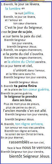 La Bonne Nouvelle du Christ annoncée à tous les Peuples! Bientz13