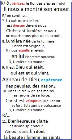 La Bonne Nouvelle du Christ annoncée à tous les Peuples. - Page 22 Bzonis21