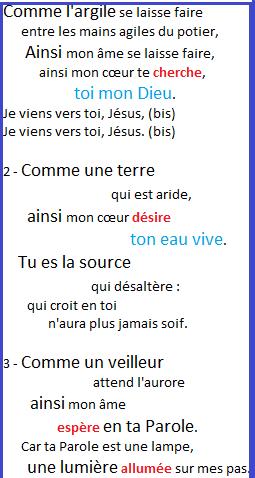 La Bonne Nouvelle du Christ annoncée à tous les Peuples. - Page 22 Comme_16