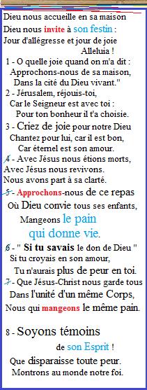 Messes de partout , homélies, exhortation, témoignages... Dieu_n12
