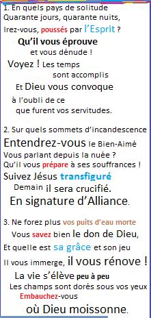 La Bonne Nouvelle du Christ annoncée à tous les Peuples. - Page 27 En_que14