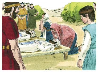 La Bonne Nouvelle du Christ annoncée à tous les Peuples. - Page 25 Israzo11