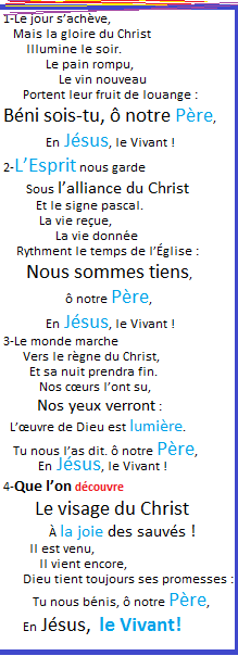 La Bonne Nouvelle du Christ annoncée à tous les Peuples. - Page 22 Le_jou11