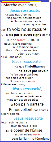 La Bonne Nouvelle du Christ annoncée à tous les Peuples! - Page 4 Marche10