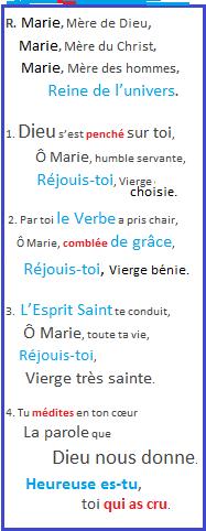 La Bonne Nouvelle du Christ annoncée à tous les Peuples! - Page 3 Marie_11