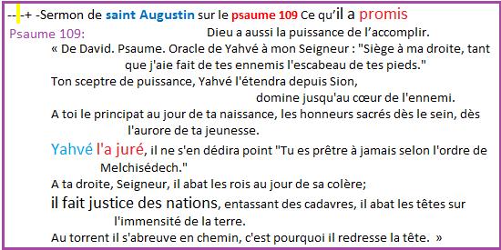 La Bonne Nouvelle du Christ annoncée à tous les Peuples! - Page 5 Psaume18