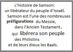 La Bonne Nouvelle du Christ annoncée à tous les Peuples! - Page 5 Samson11