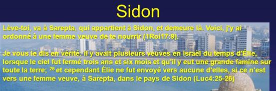 Messes de partout , homélies, exhortation, témoignages... Sidon10