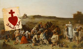 Les Guerres de Vendée: ne nous volez pas notre FOI, ne nous volez pas notre roi! Pour garder vivante notre mémoire:... Vendzo10