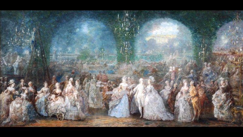 """Résultat de recherche d'images pour """"Marie-Antoinette Versailles fête"""""""