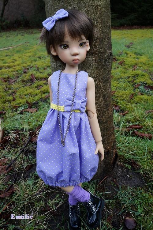 Je vous présente Emilie , Miki de chez Kaye Wiggs , mon trésor . Dsc04911