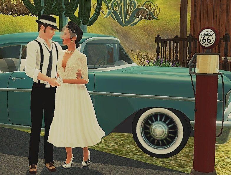 Un mariage presque parfait - Etape modeling - Page 3 Couple10