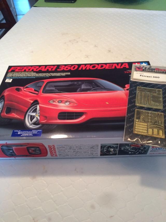 Ferrari 360 Modena Image12