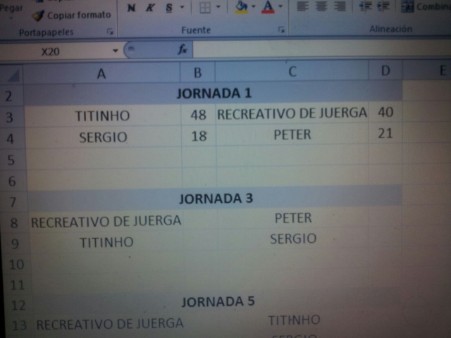 GRUPO A RECREATIVO TITINHO SERGIO Y PETER Result14