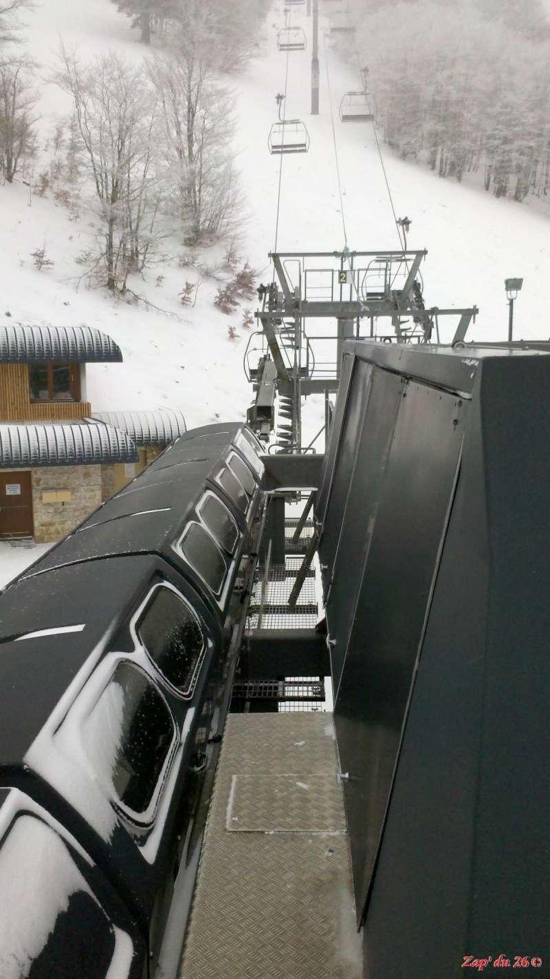 Télésiège à attaches débrayables 4 places (TSD4) Rousset Express 2016-014