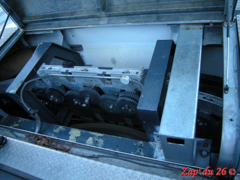 Télésiège à attaches débrayables 4 places (TSD4) Rousset Express Dscn8020