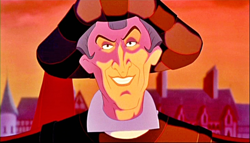 Baccalauréat en images (Disney). - Page 24 Frollo10